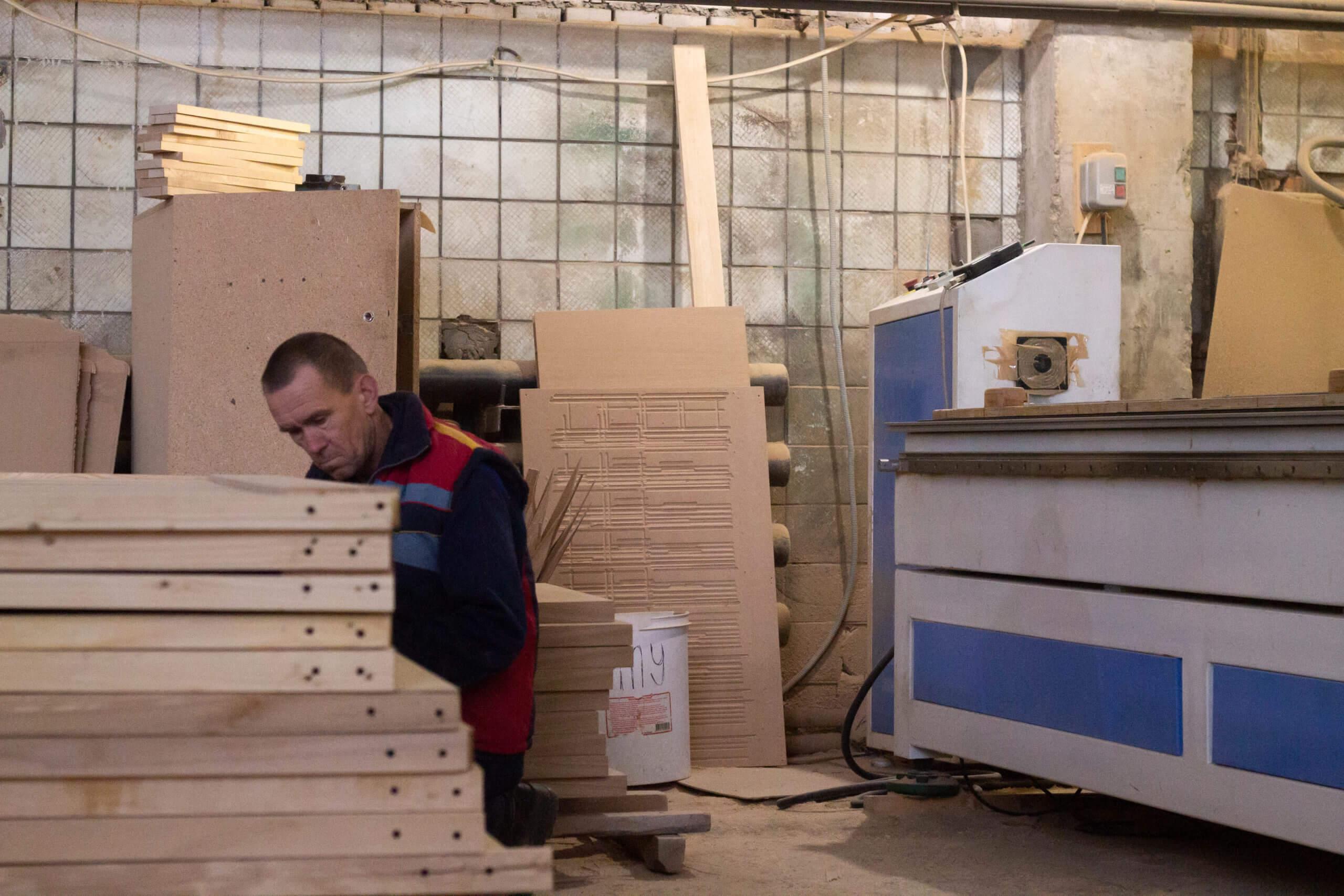 Интернет-магазин для Псковской дверной фабрики 17