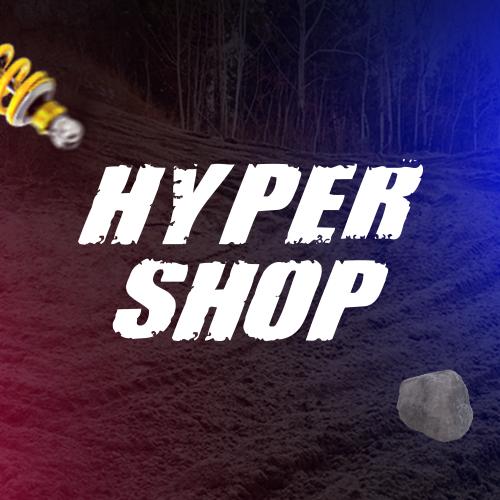 Оформление группы для компании по продаже машинок Hyper Shop 18