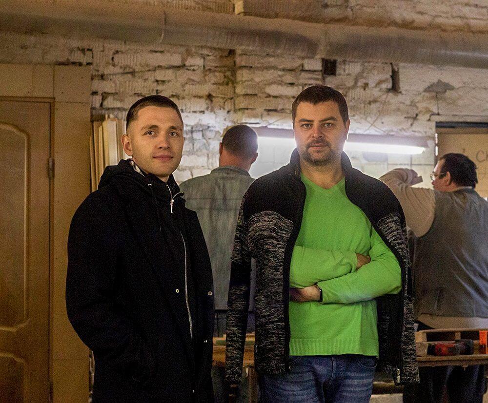 Интернет-магазин для Псковской дверной фабрики 20