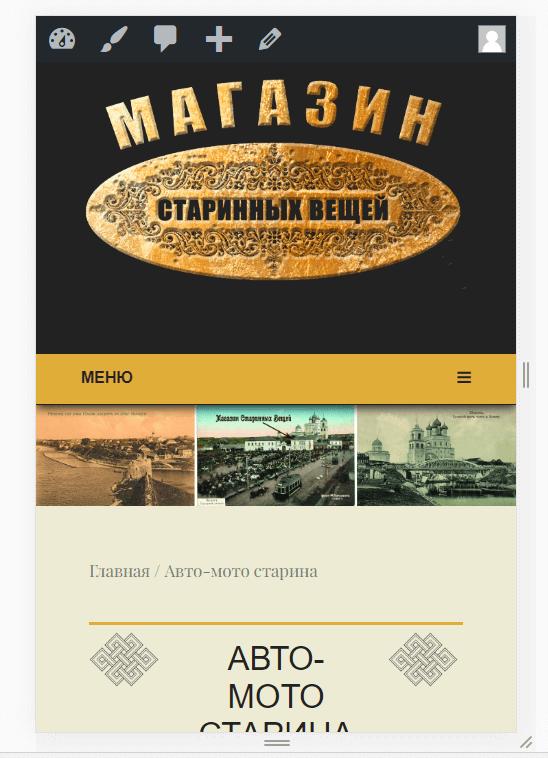 Аудит сайта antikvariatpskov.ru 8
